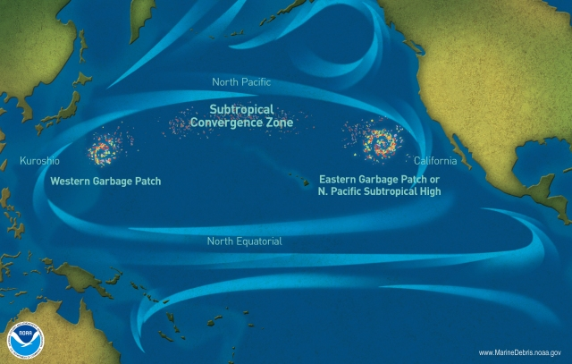 Great Pacific Garbage Patch - NOAA